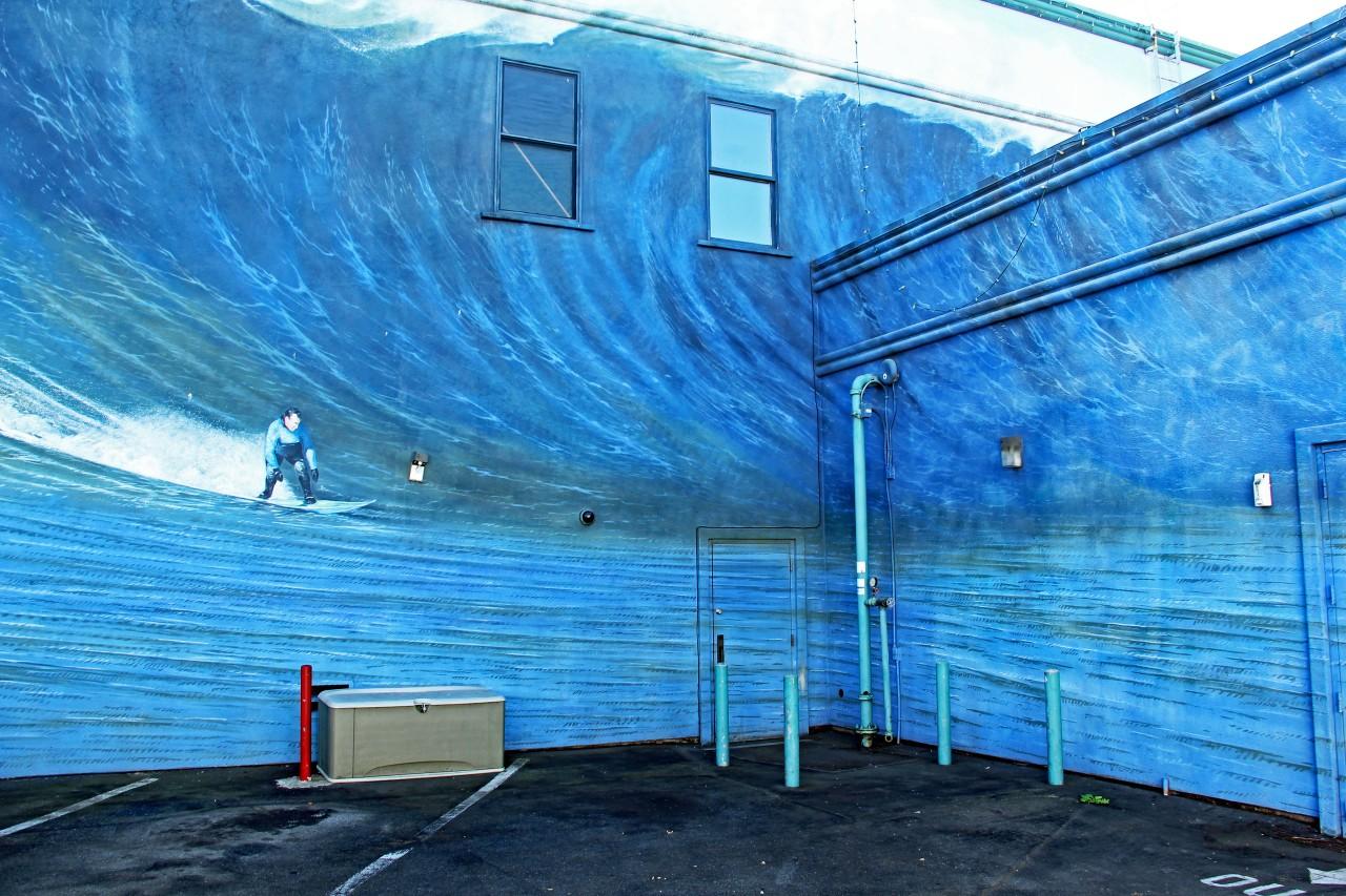 Surf Mural 2