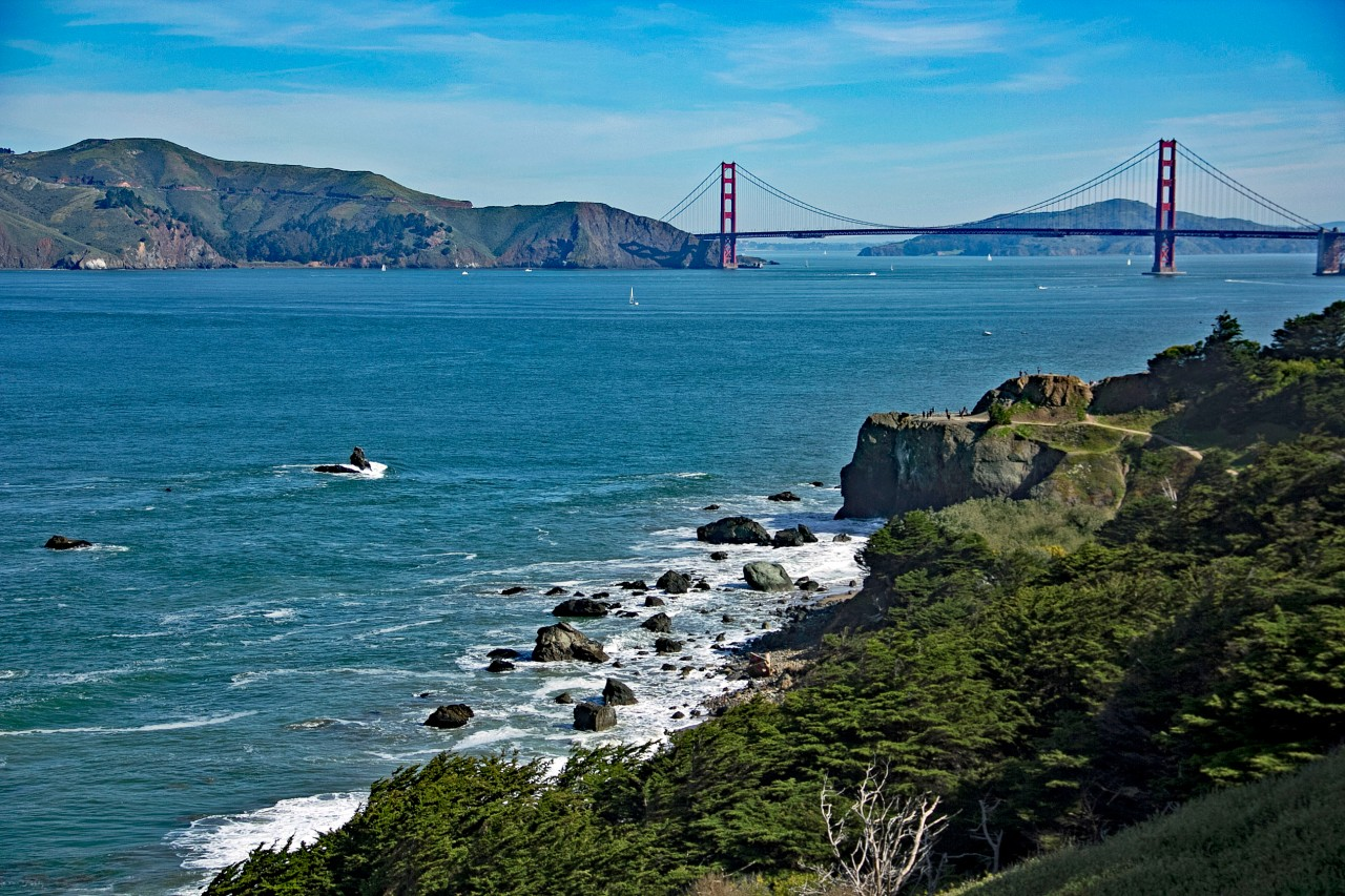 GG Bridge from Lands End