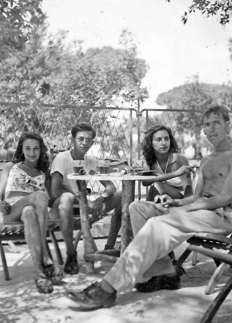 Andersons and Mackeys Fregene July 1946
