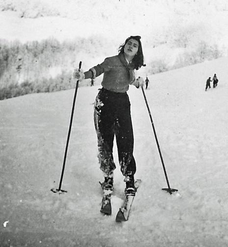 Livia Anderson Terminillo 1940