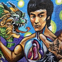 My San Francisco - Chinatown, Joy Luck, Bruce Lee and a Rickshaw