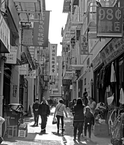 Ross Alley Mono